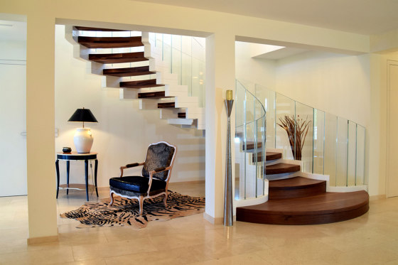 Cobra Exclusive by Siller Treppen | Staircase systems