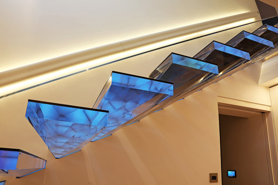 Acrylic by Siller Treppen   Staircase systems