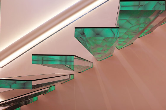 Acrylic by Siller Treppen | Staircase systems