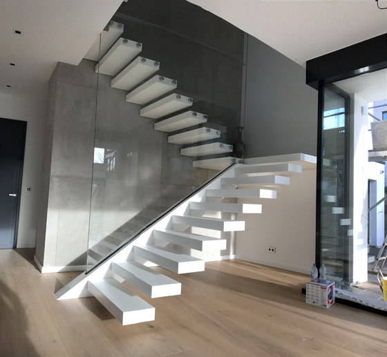 Go Up by Siller Treppen | Staircase systems