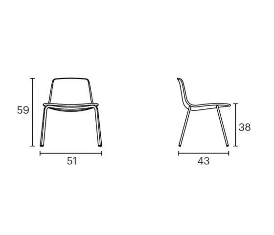 Lottus kids chair by ENEA | Kids chairs