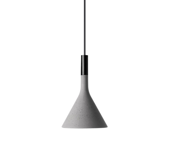 Aplomb Mini suspension grise de Foscarini | Suspensions
