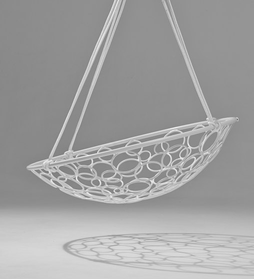 Basket Circle Hanging Chair Swing Seat by Studio Stirling | Swings