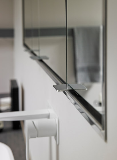 Ka Recessed Mirror Cabinet by Inbani   Wall cabinets