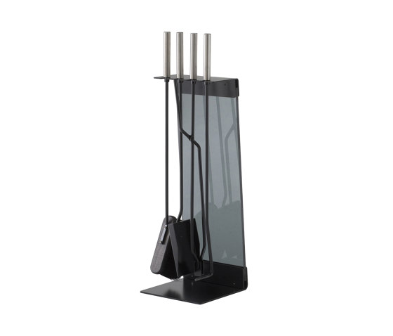 Teras P Companion Set by conmoto | Fireplace accessories