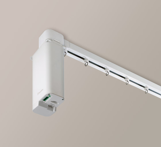 Electric Curtain Tracks SG 5600 by Silent Gliss | Electric systems
