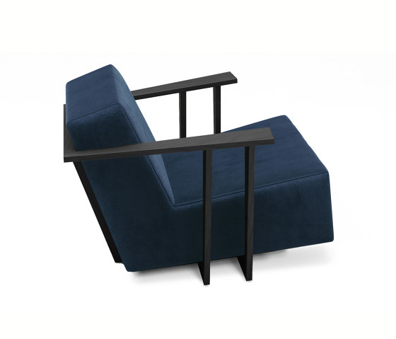 F2 Armchair de Neil David | Sillones