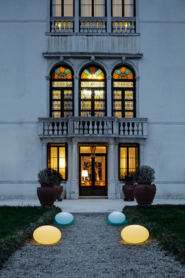 OH! Smash_FL by Linea Light Group | Outdoor floor lights