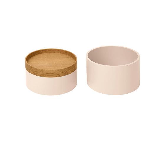 CAPSULEWooden Dishes by Schönbuch | Storage boxes