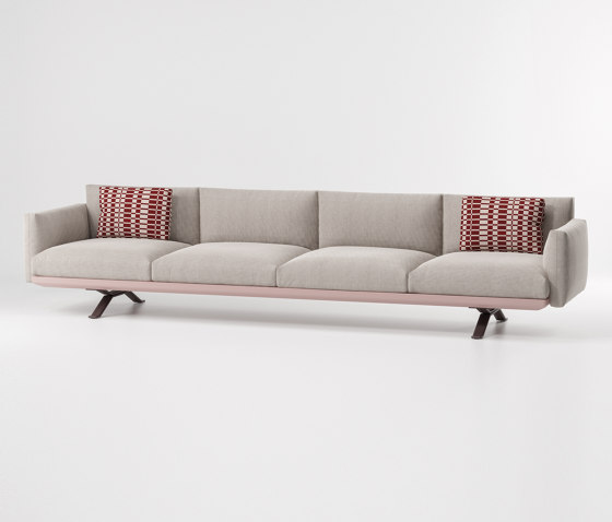 Boma 4-seater sofa by KETTAL | Sofas