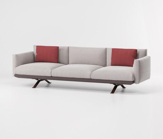 Boma 3 seater sofa di KETTAL | Divani
