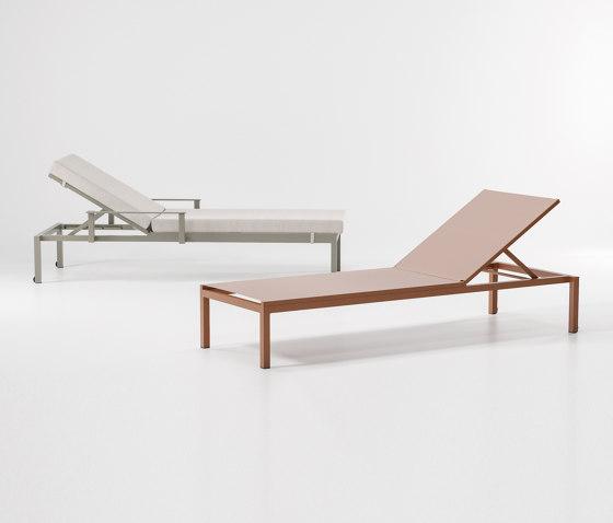 Landscape deckchair de KETTAL | Bains de soleil