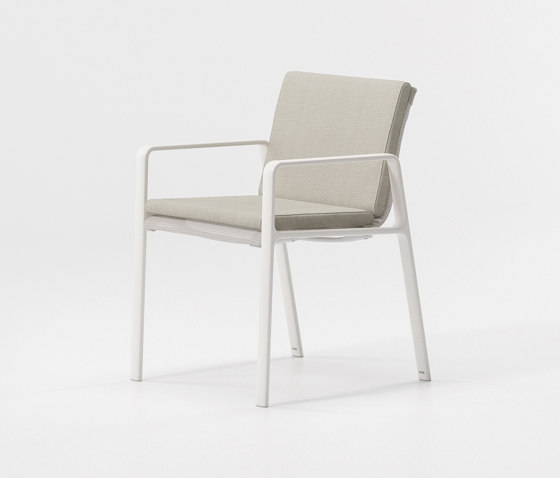 Park Life dining armchair by KETTAL | Chairs
