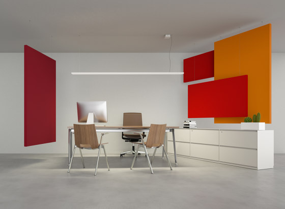 Flag by Caruso Acoustic   Ceiling panels