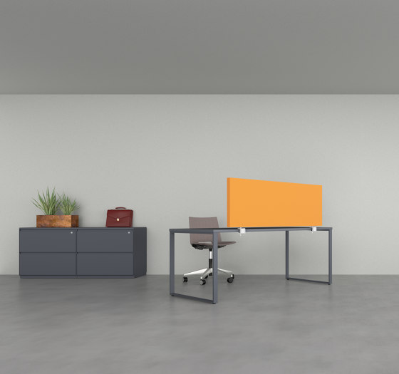 Scriba by Caruso Acoustic by Lamm | Table dividers