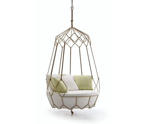 Gravity 9881 swing-sofa by ROBERTI outdoor pleasure | Swings