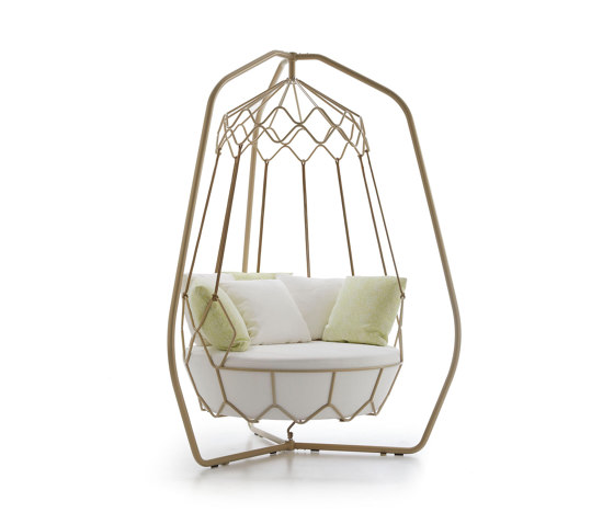 Gravity 9880 swing-sofa de ROBERTI outdoor pleasure | Columpios