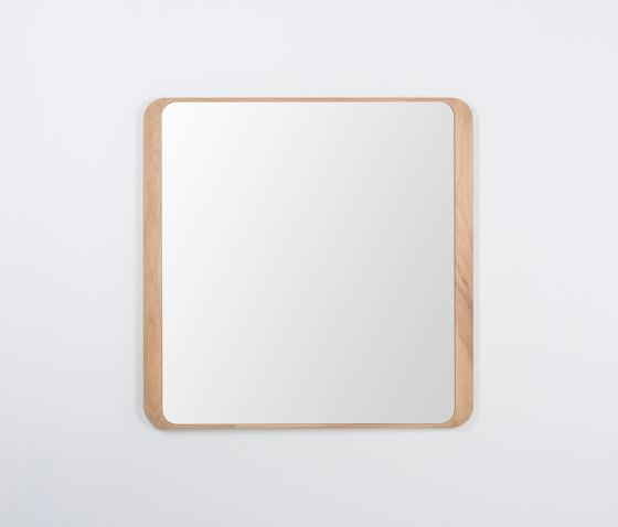 Ena mirror | 70x2,5x95 by Gazzda | Mirrors