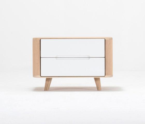 Ena nightstand one | 60x42x40 di Gazzda | Comodini