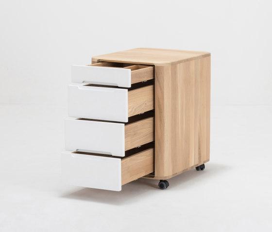 Ena office drawer by Gazzda | Sideboards