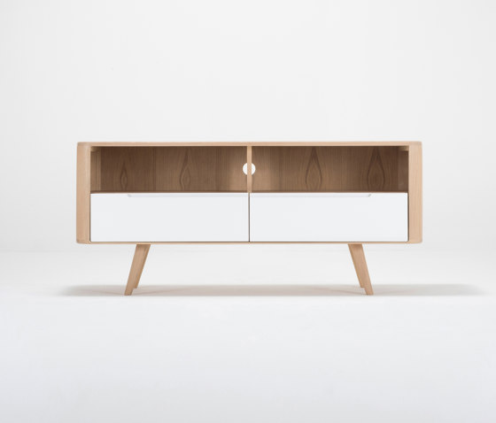 Ena TV sideboard | 135 by Gazzda | Sideboards