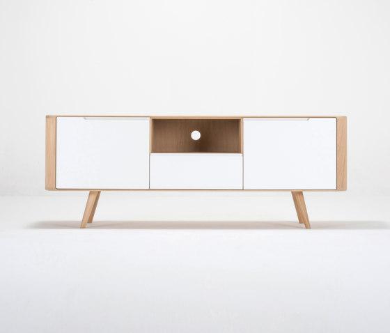 Ena TV sideboard | 160 by Gazzda | Sideboards