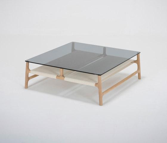 Fawn coffee table | 90x90x30 by Gazzda | Coffee tables