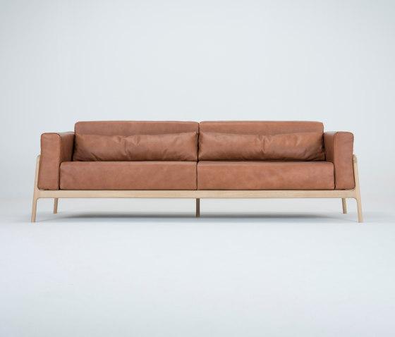 Fawn sofa | 240x88x69 by Gazzda | Sofas