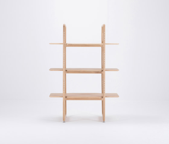 Muse room divider | 100x45x140 by Gazzda | Shelving