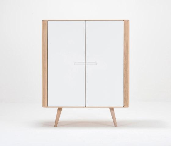 Ena cabinet   90x110 by Gazzda   Sideboards