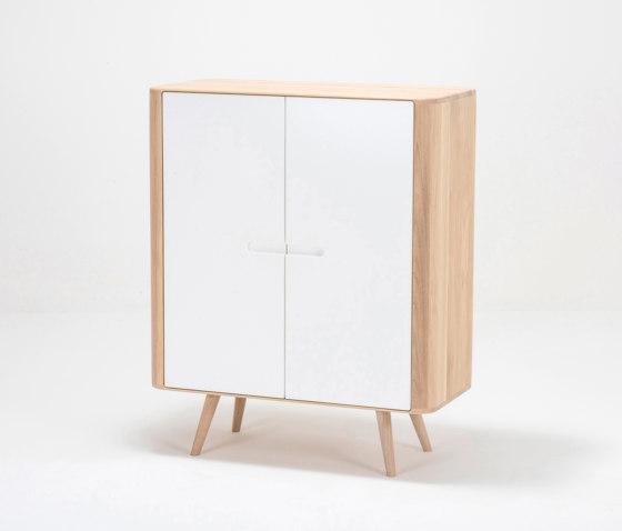 Ena cabinet | 90x110 by Gazzda | Sideboards