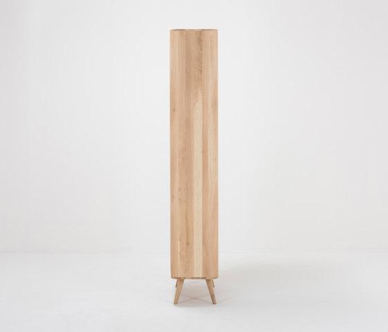Ena office cabinet | 90x35x200 von Gazzda | Schränke