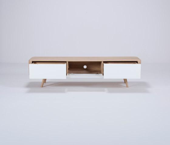 Ena lowboard | 180x42 by Gazzda | Sideboards
