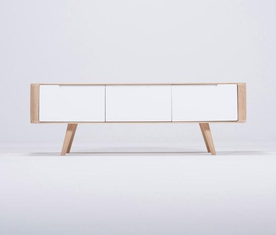 Ena lowboard | 135x42 by Gazzda | Sideboards