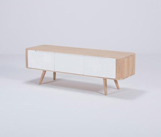 Ena lowboard   135x42 by Gazzda   Sideboards