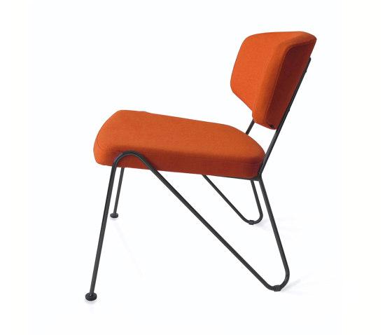 F1 Easy chair di Neil David | Sedie