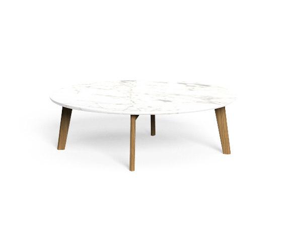 Cleo Teak | Coffee Table D100 de Talenti | Tables basses