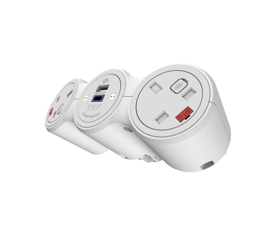 Accessories | Intelligent Power Module by Atdec | USB power sockets