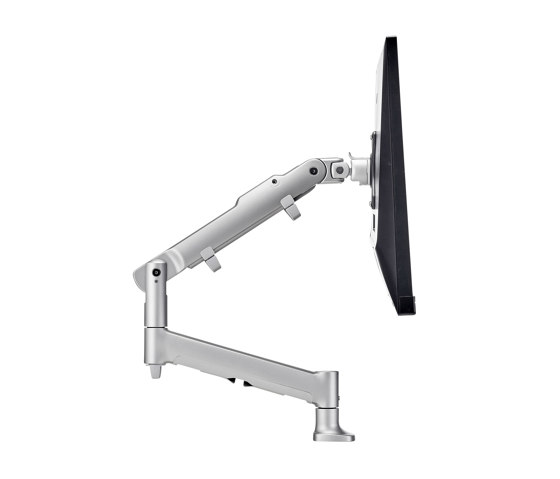 Interactive | 618mm Dynamic Arm Single Monitor Desk Mount AWMS-DB by Atdec | Table equipment