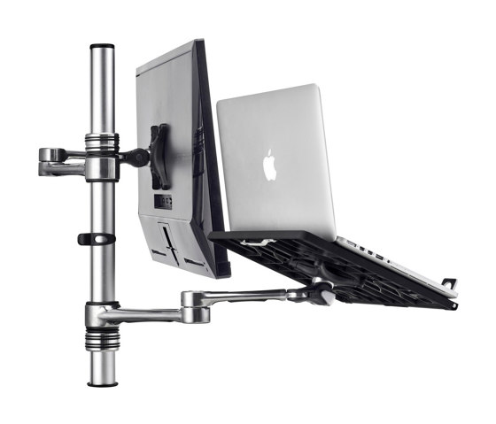 Set & Forget | Notebook Monitor Arm Combo Mount AF-AT-NBC by Atdec | Table equipment