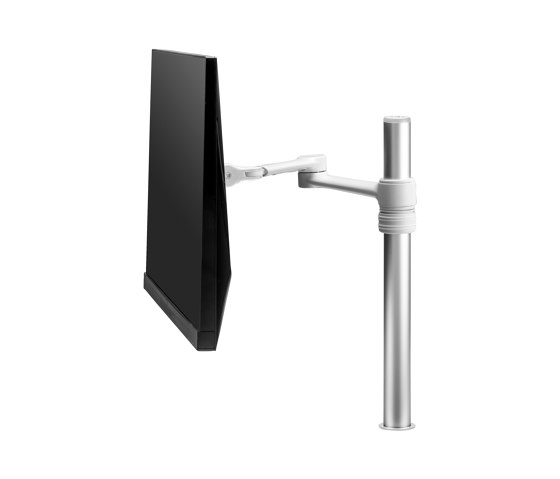 Set & Forget | 525mm Long Pole with 422mm Articulated Arm AF-AT-SW by Atdec | Table equipment