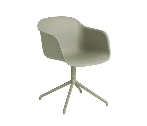 Fiber Armchair | Swivel Base von Muuto | Stühle