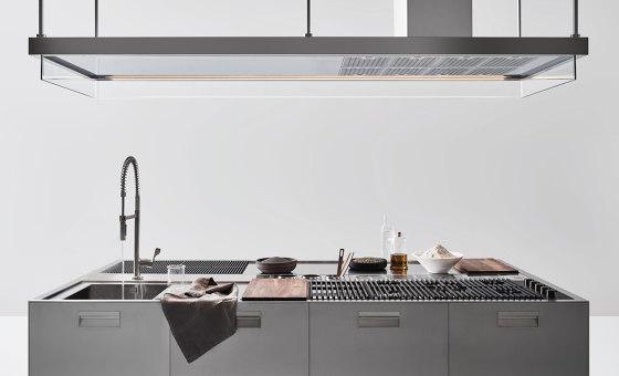 New Convivium by Arclinea | Kitchen hoods