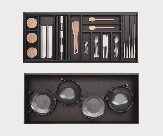 Box System by Arclinea | Kitchen organization