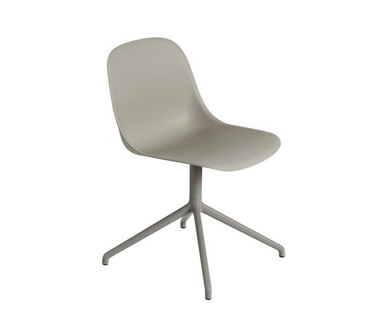 Fiber Side Chair | Swivel Base von Muuto | Stühle