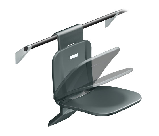 FSB ErgoSystem® A100 Suspended seat by FSB | Bath stools / benches