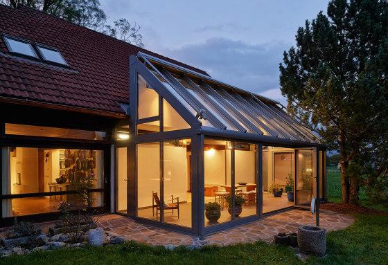 SDL Akzent Plus by Solarlux | Winter gardens