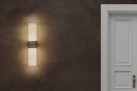 GRAND PAPILLON DUO  – wall light by MASSIFCENTRAL   Outdoor wall lights