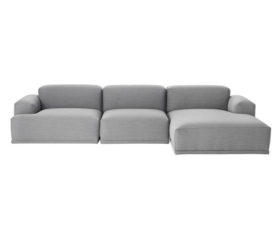 Connect Sofa   3-seater lounge de Muuto   Sofás