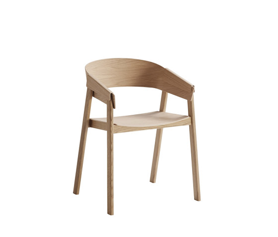 Cover Chair di Muuto | Sedie